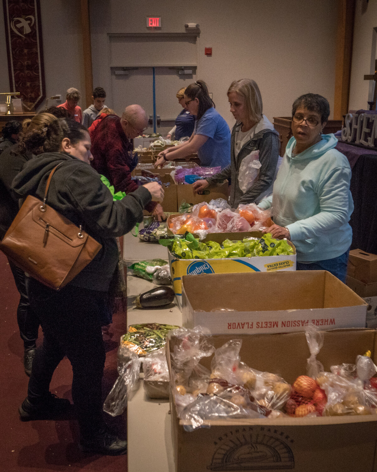 Food Distribution Ministry