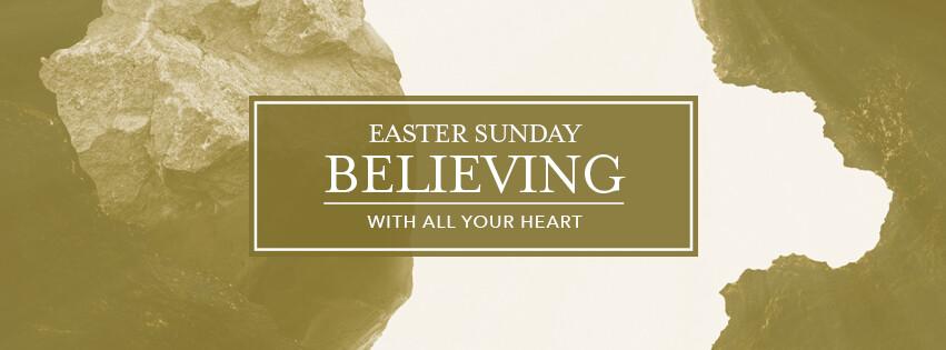 Easter Resurrection 830 & 1030 Worship