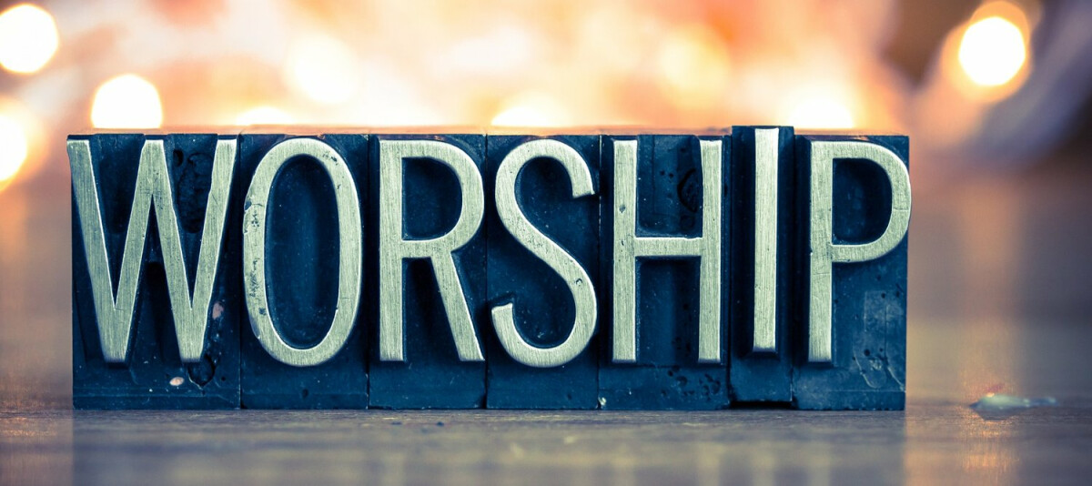 Worship on Sunday online