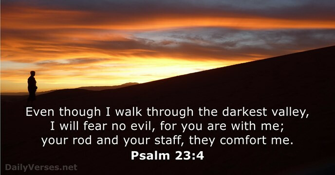 The 23rd Psalm - Adult Church School