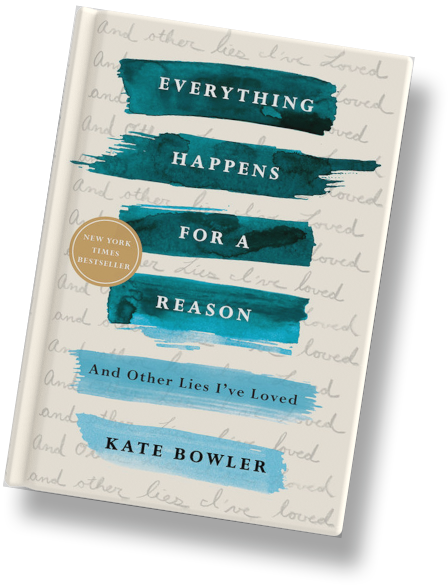 Everything Happens for a Reason - and other lies I've loved   book discussion October 17 @ 5PM
